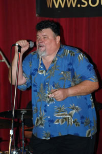 James Harman at the 2008 Harp Battle