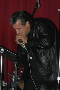 Mitch Kashmar at the 2008 Harp Battle